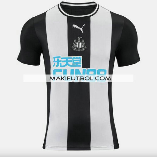 camiseta newcastle united 2019-2020 primera equipacion