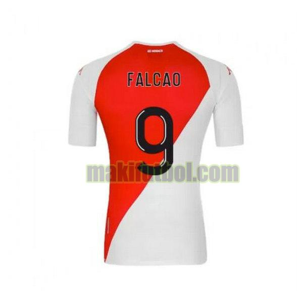 camisetas as monaco 2020-2021 primera falcao 9