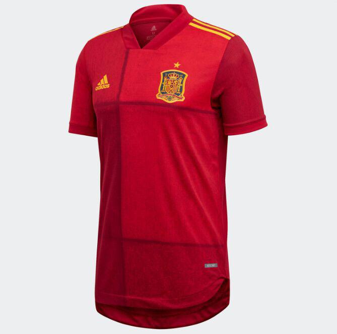 camiseta espana mundial 2020 primera equipacion