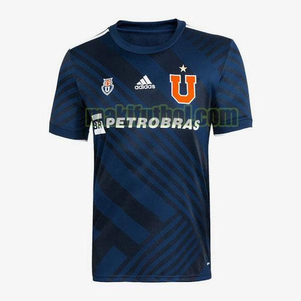 camisetas universidad de chile 2020-2021 primera tailandia navy