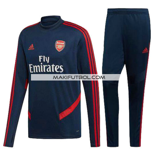 chandal arsenal 2019-2020 azul