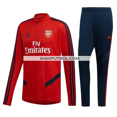 chandal arsenal 2019-2020 rojo