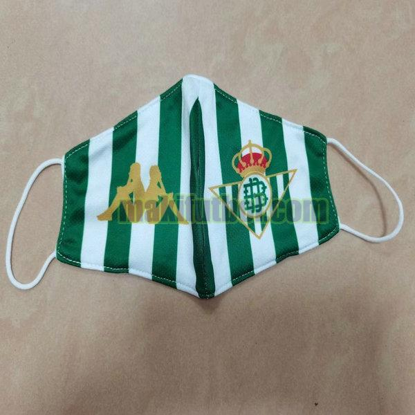 máscaras celtic 2020-2021 verde blanco